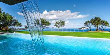 Artina Luxury Villa Zakynthos Link to Guest Reviews page