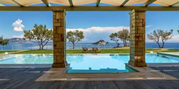 Artina Luxury Villa Zakynthos Link to WELCOME page