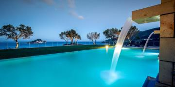 Artina Luxury Villa Zakynthos Link to Rates page
